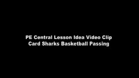 Thumbnail for entry Card Sharks Basketball Passing