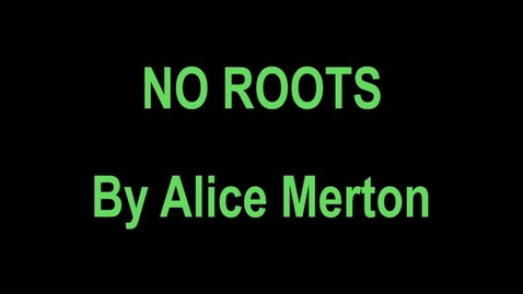 Thumbnail for entry No Roots by Alice Merton - Music Video