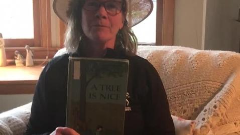 Thumbnail for entry Mrs. King A Tree is NiceC7DE33C3-6C0D-4139-A75D-198CE29D74C0