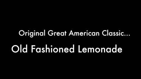 Thumbnail for entry Ms. Singley's Lemonade Wars