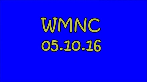 Thumbnail for entry WMNC 05.10.16