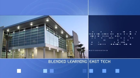 Thumbnail for entry Blended Learning Interview