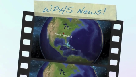 Thumbnail for entry WPHS News- August 16, 2013