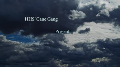 Thumbnail for entry Storm Watch -HHS-June 15, 2020