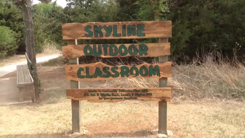 Thumbnail for entry A Tour of the Improved outdoor Classroom