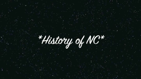 Thumbnail for entry Geological History of NC
