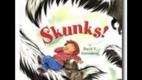 Thumbnail for entry Skunks