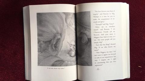 Thumbnail for entry Read Aloud ch 33-37 Tale of Despereaux 5-26-20