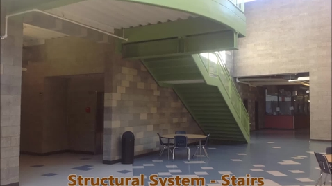 Thumbnail for entry Stuctural System - Front Stairs