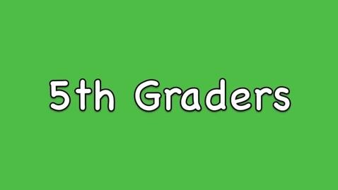 """Thumbnail for entry 5th GradeTeachers """"Harlem Shake"""""""