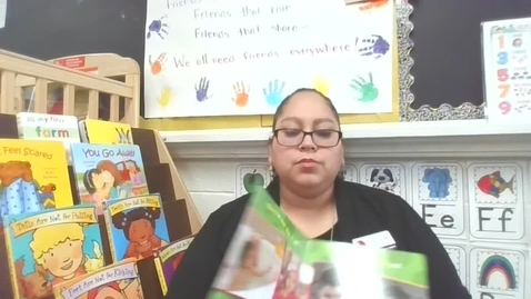 Thumbnail for entry Sing A Song of Opposites Story Time with Mrs. Araceli