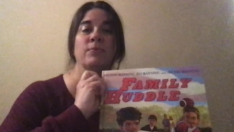 Thumbnail for entry Family Huddle