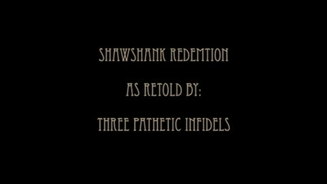 Thumbnail for entry Classic Short:  The Shawshank Redemption