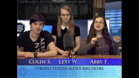 Thumbnail for entry Viking Vision News 2-25-2016