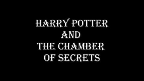 Thumbnail for entry Short Classic: A 2 Minute Remake of Harry Potter & the Chamber of Secrets