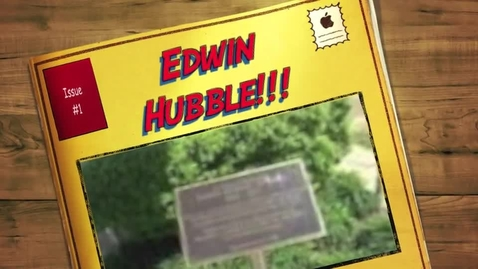 Thumbnail for entry Edwin Hubble!!!by carson