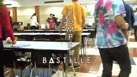 Thumbnail for entry Pompeii Music Video