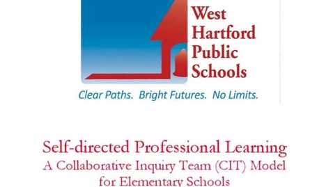 Thumbnail for entry Introduction to Collaborative Inquiry Team (CIT) Proposals 2015-2016