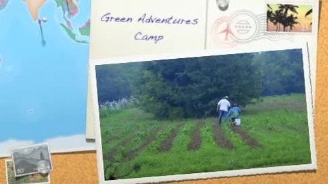 Thumbnail for entry 2010 Green Adventures Camp