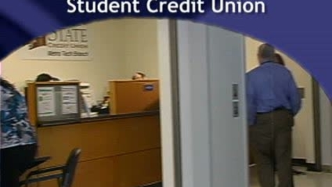 Thumbnail for entry Student Credit Union