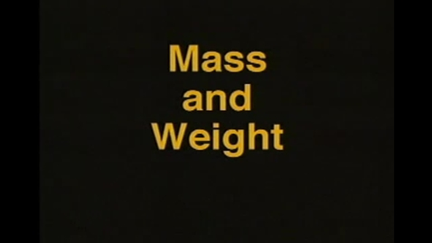 Thumbnail for entry Mass