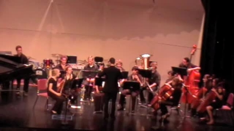 Thumbnail for entry Theme From Symphony #1,  Mvt. 3 by Mahler