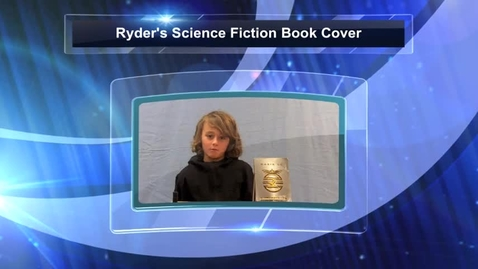 Thumbnail for entry Ryder's Science Fiction Book Cover