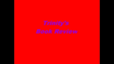 Thumbnail for entry 13-14 Linville Trinity's Book Review