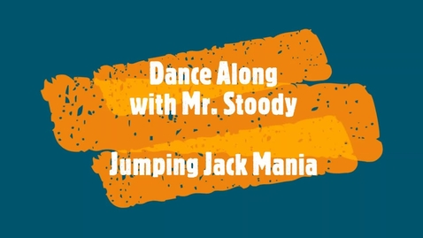 Thumbnail for entry Dance Along - Jumping Jack Mania