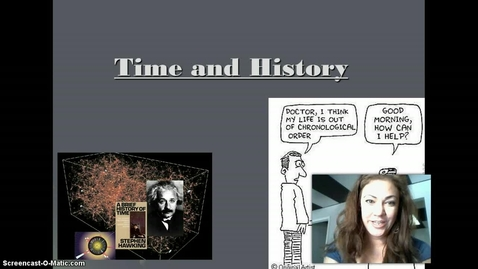 Thumbnail for entry Mrs. Cameron Time and History