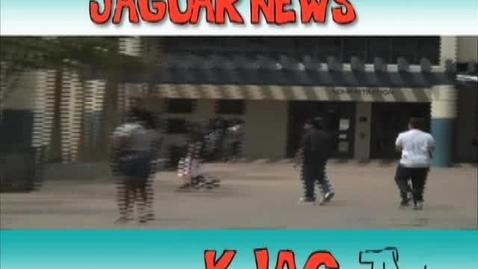 Thumbnail for entry Jaguar News 3-30-12