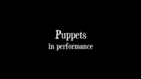 Thumbnail for entry Kk4 10 Drama Puppet sample 1