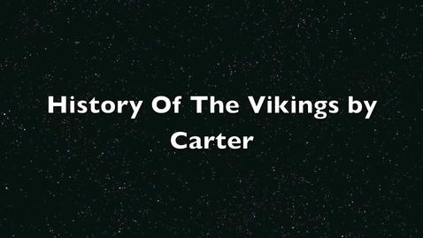 Thumbnail for entry Carter Vikings 2