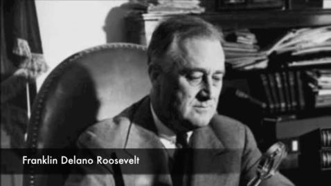 Thumbnail for entry TKAM - Franklin Delano Roosevelt - iMovie