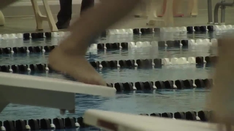 Thumbnail for entry Girls Swimming 12-5