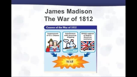Thumbnail for entry What led to the War of 1812