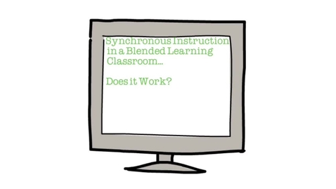 Thumbnail for entry Blended Learning Case Study