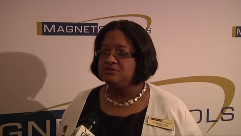 Thumbnail for entry Dr. Michelle Frazier: President of the Magnet Schools of America