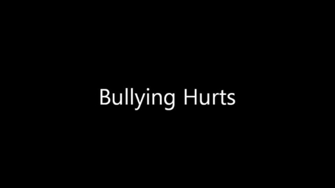 Thumbnail for entry Stop Bullying