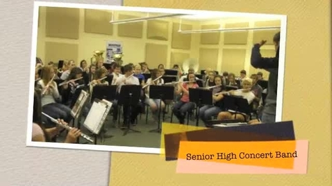 Thumbnail for entry 2011-2012 Brookville Jr.-Sr. High School - Music