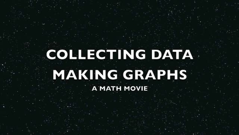 Thumbnail for entry Collecting Data Making Graphs