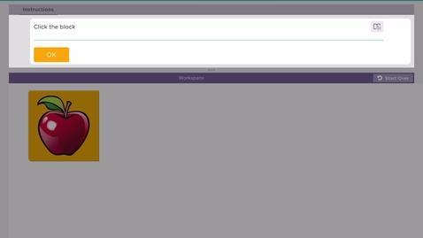 Thumbnail for entry Code.Org K-1