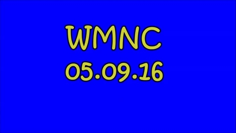 Thumbnail for entry WMNC 05.09.16