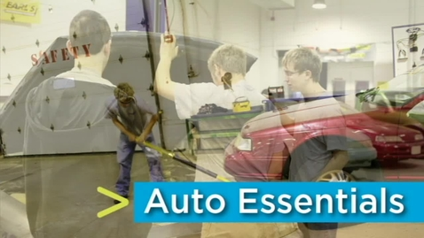Thumbnail for entry Auto Essentials