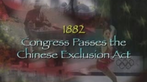 Thumbnail for entry The Chinese Exclusion Act