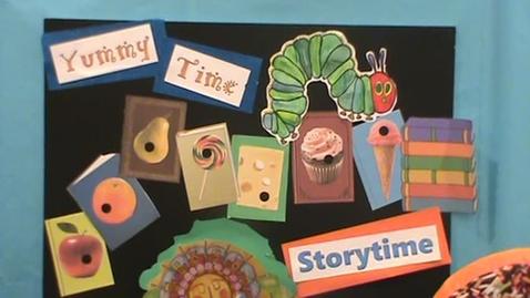 Thumbnail for entry Yummytime Storytime: Mrs. Giroux