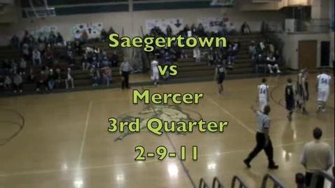 Thumbnail for entry Mercer 3rd Quarter