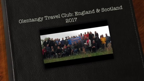 Thumbnail for entry Olentangy Travel Club England & Scotland Trip 2017