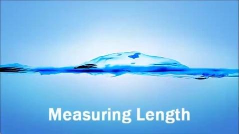 Thumbnail for entry Measuring Length