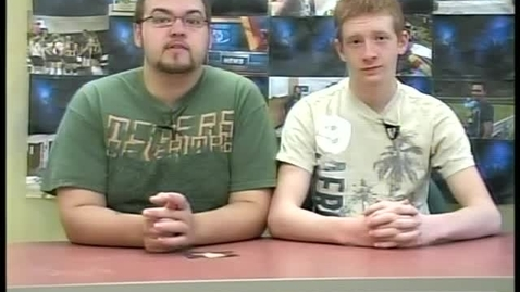 Thumbnail for entry PVTV Morning Announcements 5-7-10